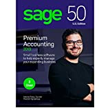 Sage 50 Premium Accounting 2019 - Advanced Accounting Software - Safe and Secure - Inventory Tracker - Manage Jobs & Expenses - Multi-User Capable - Easy Integration with Microsoft Productivity Tools