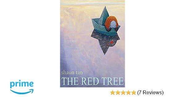 The Red Tree: Amazon.de: Shaun Tan: Fremdsprachige Bücher