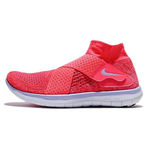 online store 071fb 215ac Nike Free Rn Motion Fk 2017, Chaussures de Trail Homme, Blanc (White