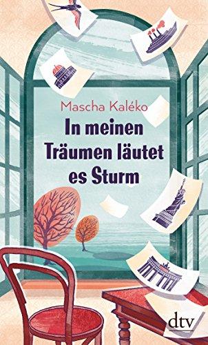 Buchseite und Rezensionen zu 'In meinen Träumen läutet es Sturm: Gedichte und Epigramme aus dem Nachlass' von Mascha Kaléko