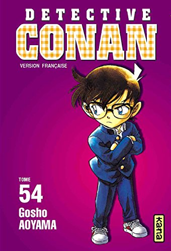 Détective Conan Vol.54 par AOYAMA Goshô / AOYAMA Gosho