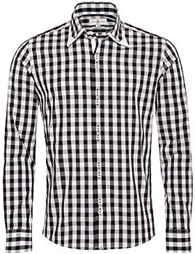 Almsach Trachtenhemd Slim Fit Ch