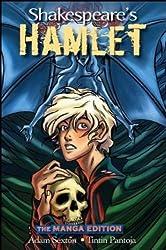 Shakespeare's Hamlet: The Manga Edition by William Shakespeare (2008-01-25)