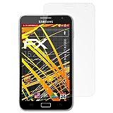 atFolix Folie für Samsung Galaxy Note (GT-N7000) Displayschutzfolie - 3 x FX-Antireflex-HD hochauflösende entspiegelnde Schutzfolie