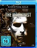 The Machinist [Blu-ray] - Christian Bale, Jennifer Jason Leigh, Michael Ironside, Aitana Sanchez-Gijon, John Sharian