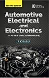 #3: Automotive Electrical and Electronics