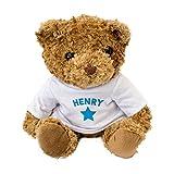 NEW HENRY Teddy Bear - Cute And Cuddly - Gift Present Birthday Xmas