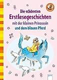 Die schönsten Erstlesegeschichten mit der kleinen Prinzessin und dem blauen Pferd: Der Bücherbär: Mein LeseBilderbuch