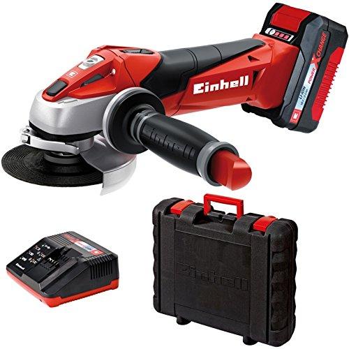 Winkelschleifer A Batterie/Akku 18V Flexible Quirl Einhell