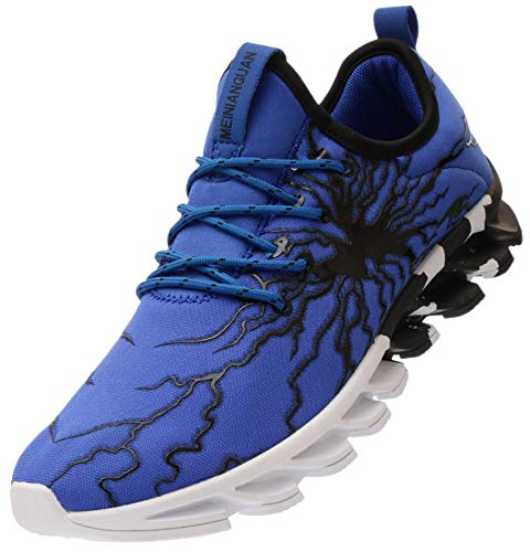 BRONAX Scarpe da Corsa Uomo Scarpa da Ginnastica per Multi Sport Fitness Atletico Jogging all'aperto Sneaker