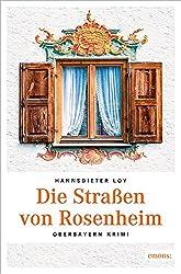 Die Straßen von Rosenheim (Oberbayern Krimi, Band 6)
