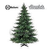 Künstlicher Spritzguss Weihnachtsbaum Nordmanntanne 240 cm Kunsttanne Spritzgusstanne künstlicher Weihnachtsbaum Alnwick Plastip