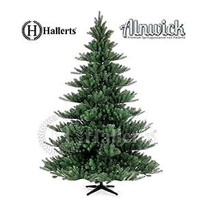 """PREMIUM Spritzguss Weihnachtsbaum """"Nordmanntanne"""" 240 cm Kunsttanne Spritzgusstanne künstlicher Weihnachtsbaum Alnwick"""