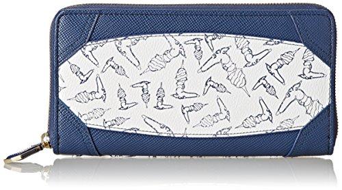 TRUSSARDI JEANS by Trussardi Porte-monnaie, Blu (Bleu) - 75P60149