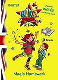 Libros Descargar en linea Kika Superwitch Dani Magic Homework Castellano A Partir De 8 Anos Libros En Ingles Kika Superwitch Dani (PDF y EPUB) Espanol Gratis
