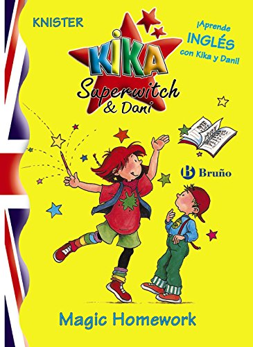 Kika Superwitch & Dani Magic Homework Castellano -