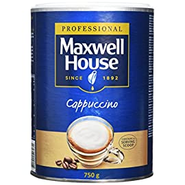 Maxwell House Cappuccino 750 g