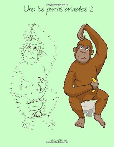 Animales une los puntos para niños 2: Volume 2 por Nick Snels