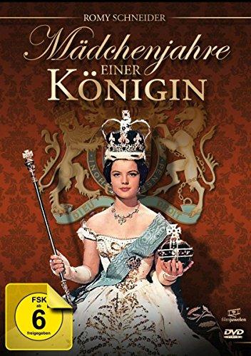 Bild von Mädchenjahre einer Königin (Romy Schneider) - Filmjuwelen
