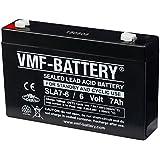 VMF Batterie AGM de veille et cyclique 6 V 7 Ah SLA7-6