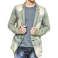 Giacca di jeans Vintage Denim Giacca uomo Pitt