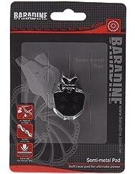 Baradine  - Pastillas freno disco Baradine Formula Oro (par)