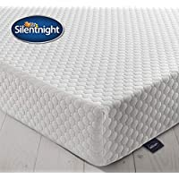 Silentnight 7 Zone Memory Foam Rolled Mattress | Made in the UK | Medium Firm | Double