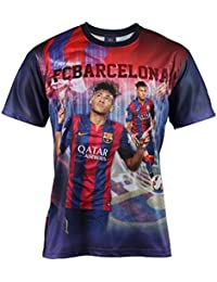 Maillot Barça - NEYMAR Junior - Collection officielle FC BARCELONE - Taille adulte homme