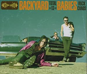 Backyard Babies in concerto