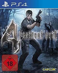 Resident Evil 4 [PlayStation 4]