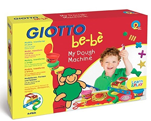 NEU Lyra Giotto be-bé Knet-Set Knetmaschine