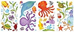 Under the Sea Wall Decal Cutouts