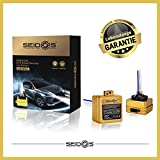 DUO-SET SEIDOS D1S 8000K GOLD EDITION Xenon Brenner Scheinwerfer Lampe NEU - 35 Watt Autolampe Birne Hid Scheinwerfer Lampen ►Lebenslange Garantie◄►100 Tage Rückgaberecht◄►TÜV Frei◄
