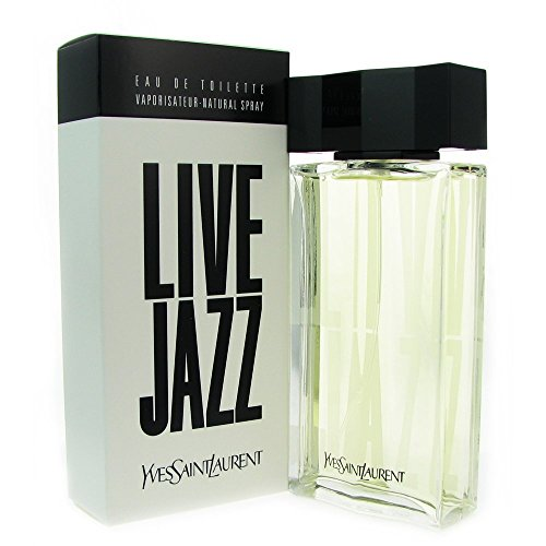 Yves Saint Laurent Jazz Live Eau De toieltte für Ihn-100ml