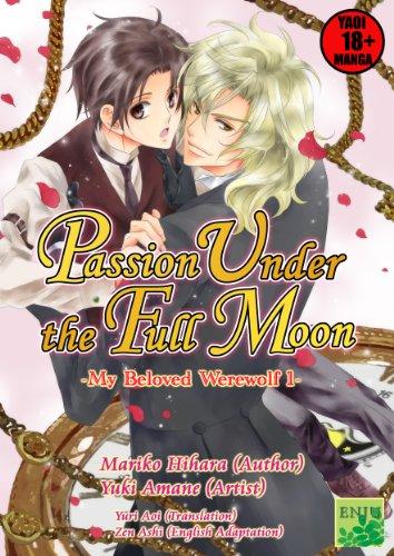 Passion under the full moonyaoi manga my beloved werewolf book passion under the full moonyaoi manga my beloved werewolf book 1 fandeluxe Epub