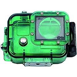 Générique Hofoo plongée sous-marine 60m/59,4m étanche Ip8X Camera Coque de protection et étui pour caméra GoPro Hero 43+ 3