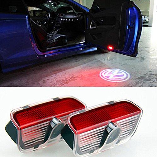 Preisvergleich Produktbild Inlink 2 Stück Autotür Einstiegsbeleuchtung Logo Projektion Licht Türbeleuchtung Projektor