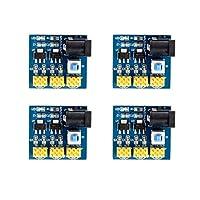 Jolicobo pcs DC-DC Voltage Step Down Buck Converter Multi-output Power Supply Module 12V to 3.3V /5V /12V Voltage Converter Step Down Module for Arduino