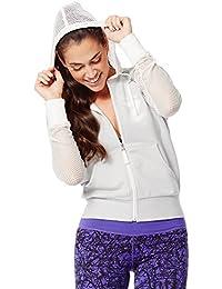 Zumba Fitness Damen WT Outerwear Zumba U Hoodie