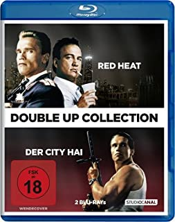 Der City Hai/Red Heat - Double-Up Collection [Blu-ray]