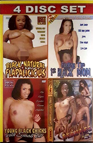 S. MOVIE 4 DISC-SET BLACK f....ing th black mom dvdf2166 [DVD]