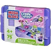 Mega Bloks Build-n-Go Pad Girl