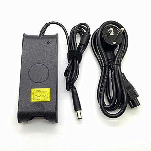 Adaptateur Chargeur Neuf pour Ordinateur Portable DELL INSPIRON 15–17Series de la liste 19.5V 4.62A ou inférieure à pointe large de 7,4mm x 5,0mm (Pin central)