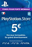 Carte Playstation Network 5 EUR | Code J...