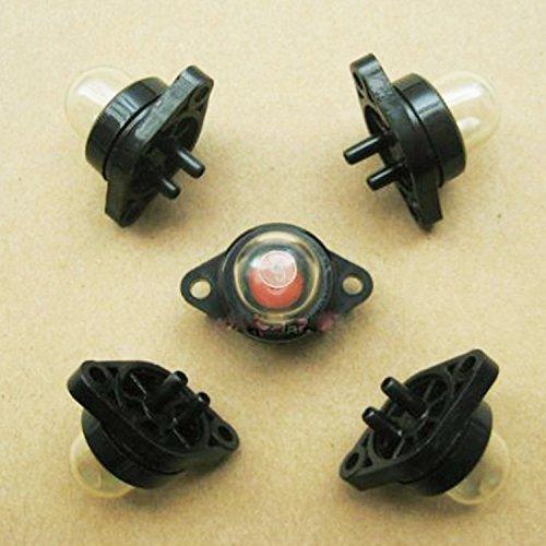Podoy 5pcs Primer Bulbs Pump for Poulan Craftsman Snapper / Homeliter Weedeater Test