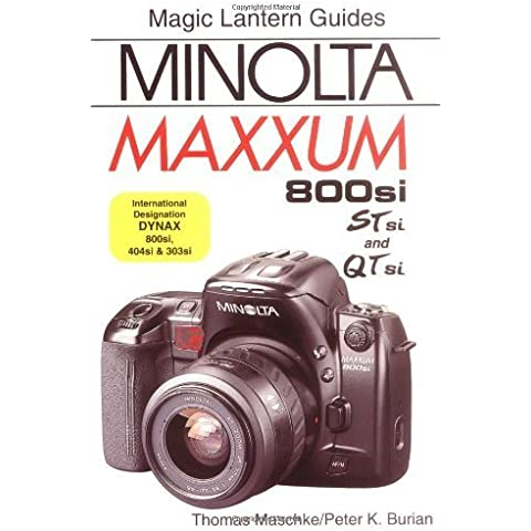 Magic Lantern Guides?: Nikon F100 by Landt, Arthur, Burian, Peter, Burian, Peter K, Burian, Peter (2000)