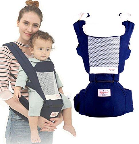 iaxon Porte-bébé Ventral Sac de sécurité – Siège, bébé nouveau-né Enfant 27b074110af