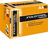 2-POWER Duracell Industrial AA Size (Pack of 10)