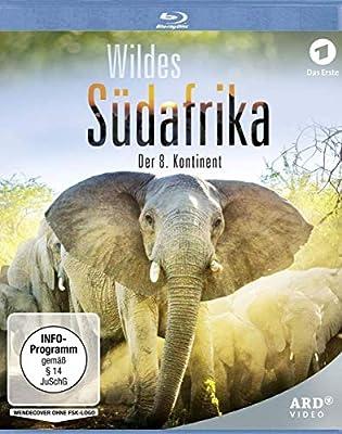 Wildes Südafrika - Der 8. Kontinent [Blu-ray]