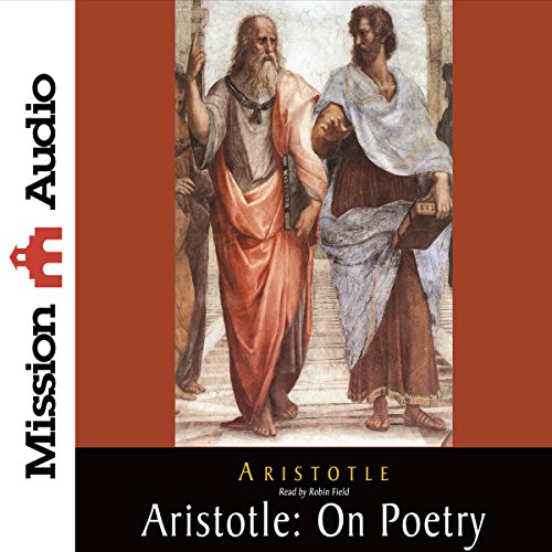 Aristotle: On Poetry  Audiolibri
